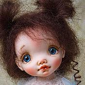 Куклы и игрушки handmade. Livemaster - original item Art doll polymer clay Betty 18cm. Handmade.