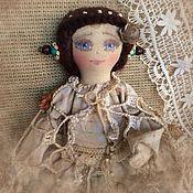 Куклы и игрушки ручной работы. Ярмарка Мастеров - ручная работа Люцерна. Авторская чердачная кукла. Handmade.