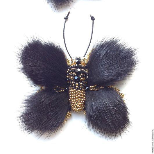 Нежная бабочка своими руками фото 755