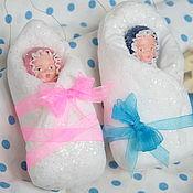 Сувениры и подарки handmade. Livemaster - original item Handmade Christmas tree toys