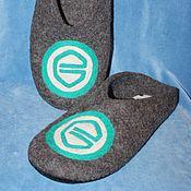 Обувь ручной работы. Ярмарка Мастеров - ручная работа спортивные тапочки. Handmade.
