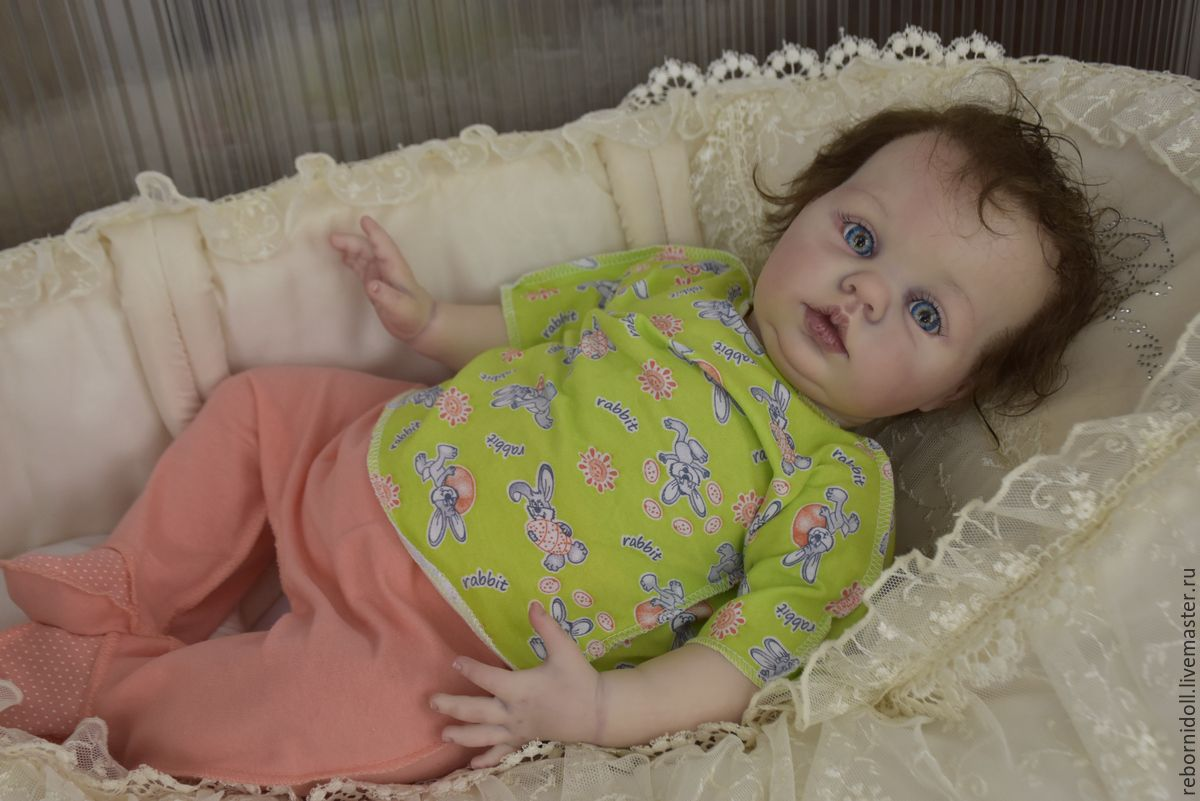 f7d1821006d5 Doll reborn Anelka baby – shop online on Livemaster with shipping ...