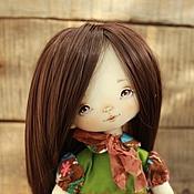 Куклы и игрушки ручной работы. Ярмарка Мастеров - ручная работа Текстильная авторская кукла Дарина. Handmade.