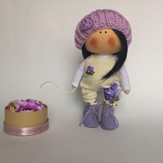 Коллекционные куклы ручной работы. Ярмарка Мастеров - ручная работа. Купить Интерьерные куклы. Handmade. Кукла ручной работы, кукла