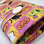 Канцелярские товары ручной работы. Ярмарка Мастеров - ручная работа Пенал из ткани.. Handmade.