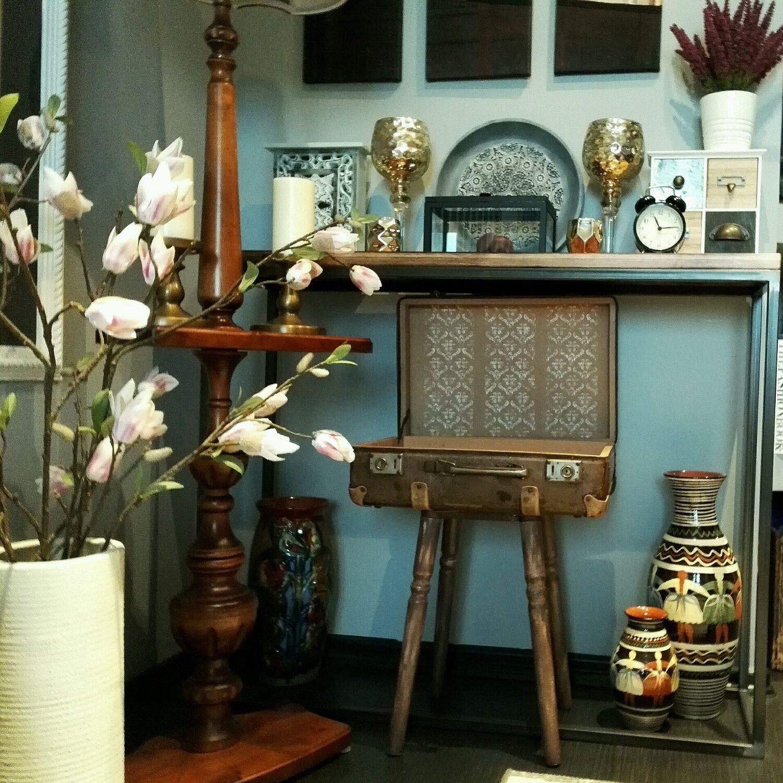 Журнальный столик своими руками из старого чемодана фото 418