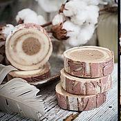 """Косметика ручной работы handmade. Livemaster - original item Натуральное мыло """"Принцесса лотос"""" с порошком лотоса и воском лотоса. Handmade."""