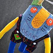 Куклы и игрушки ручной работы. Ярмарка Мастеров - ручная работа Люблю. Handmade.