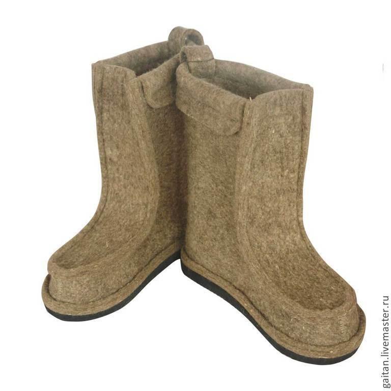 Мужские валенки | Обувь | Товары Mail Ru