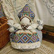 Кубышка-травница. Русская кукла. Кукла в подарок. Русский размер