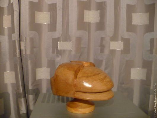 Манекены ручной работы. Ярмарка Мастеров - ручная работа. Купить 022 Болванка Кепка Ватсон. Handmade. Болванка, болванка для фетра