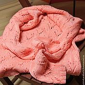 Одежда ручной работы. Ярмарка Мастеров - ручная работа Летний пуловер. Handmade.