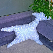 """Для дома и интерьера ручной работы. Ярмарка Мастеров - ручная работа подушка-тень """"Космик"""". Handmade."""