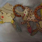 Кукольная еда ручной работы. Ярмарка Мастеров - ручная работа Детская развивающиеся игрушка. Handmade.