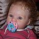Кукла реборн Джесс, Куклы-младенцы и reborn, Березовый, Фото №1