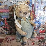 Куклы и игрушки ручной работы. Ярмарка Мастеров - ручная работа Мишка Алешка. Handmade.
