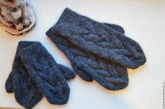 Варежки, митенки, перчатки ручной работы. Ярмарка Мастеров - ручная работа. Купить Варежки. Handmade. Варежки, зима, аксессуары