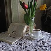 """Для дома и интерьера ручной работы. Ярмарка Мастеров - ручная работа Скатерть """"Бабушкины радости""""))). Handmade."""