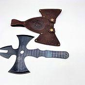 Сувениры и подарки handmade. Livemaster - original item Souvenir weapons: Throwing axe