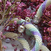 Украшения handmade. Livemaster - original item Harness-transformer bead
