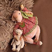 Куклы и игрушки ручной работы. Ярмарка Мастеров - ручная работа Крольчиха Афлиамона. Handmade.