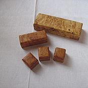Для дома и интерьера ручной работы. Ярмарка Мастеров - ручная работа Набор шкатулок для украшений. Handmade.