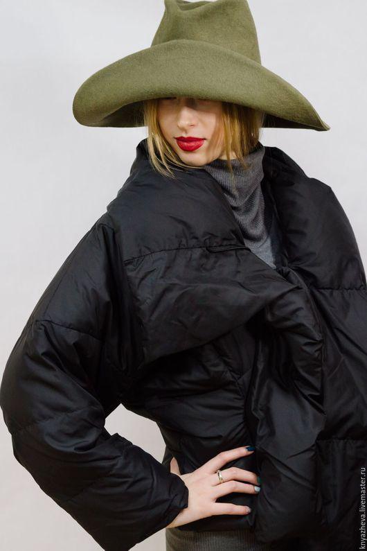 """Шляпы ручной работы. Ярмарка Мастеров - ручная работа. Купить Шляпа панама """" Нежность"""".. Handmade. Оливковый, шляпа"""