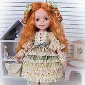 Куклы и игрушки handmade. Livemaster - original item ALICE. Textile collectible doll. Handmade.