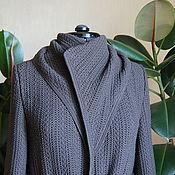 """Одежда ручной работы. Ярмарка Мастеров - ручная работа Пальто """"Под сенью лип"""". Handmade."""