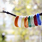 Украшения ручной работы. Ярмарка Мастеров - ручная работа Кольцо из рога (всех цветов). Handmade.