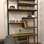 Для дома и интерьера handmade. Livemaster - original item Rack loft. Handmade.