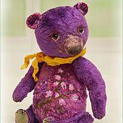 Куклы и игрушки handmade. Livemaster - original item Heather Honey Teddy bear (2016 collection