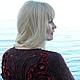 Пиджаки, жакеты ручной работы. Жакет валяный Red Butterfly. Марина Власенко. Интернет-магазин Ярмарка Мастеров. Рисунок