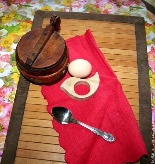 Кухня ручной работы. Ярмарка Мастеров - ручная работа. Купить Птицы - кольца для салфеток. Handmade. Рыжий, прикольный подарок