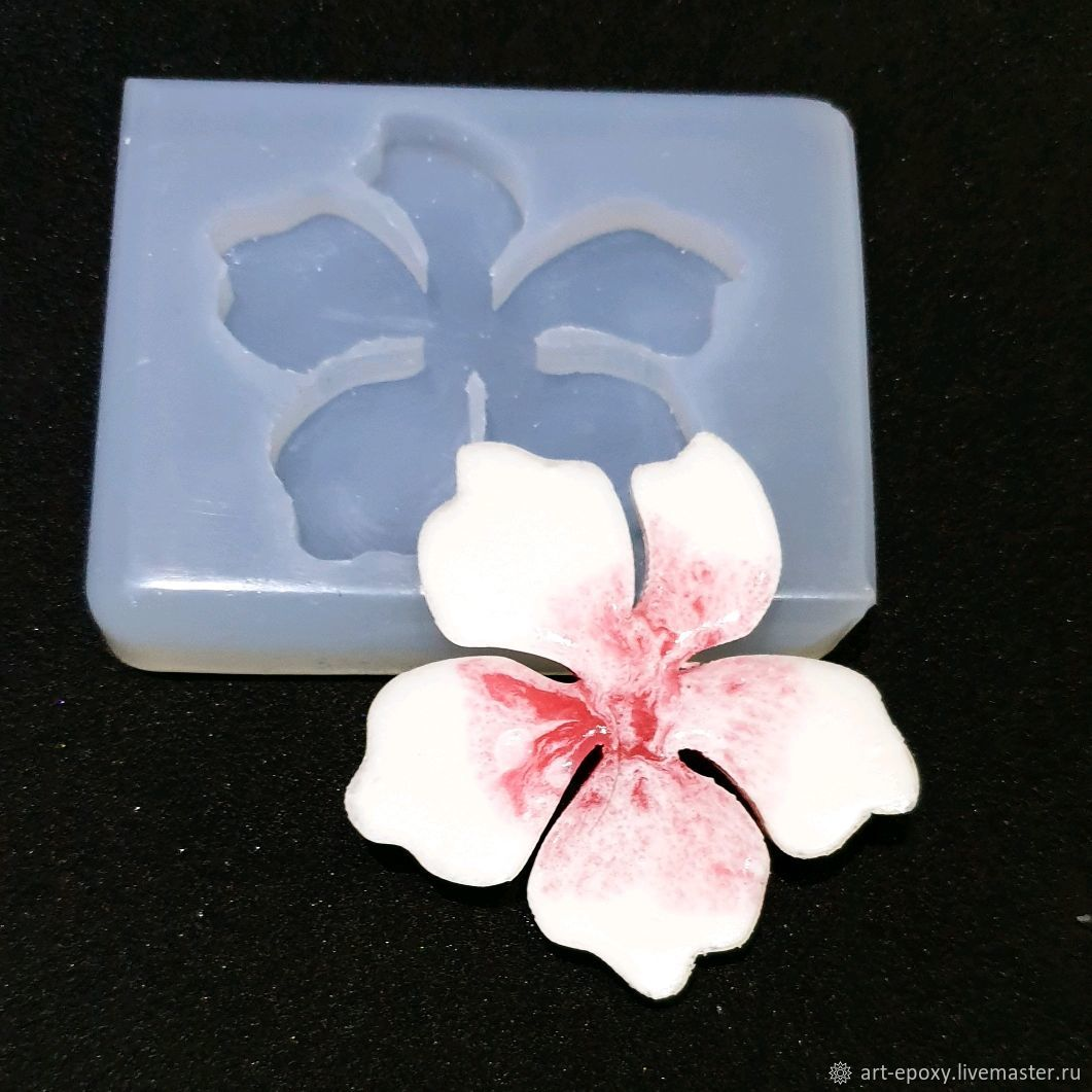 Mold 'flower', Molds for making flowers, Volgograd,  Фото №1