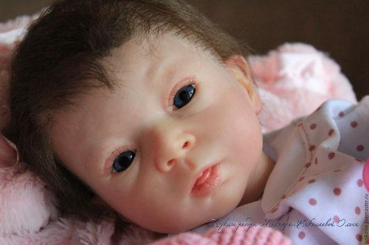 Куклы-младенцы и reborn ручной работы. Ярмарка Мастеров - ручная работа. Купить Аделия. Handmade. Белый, генезис