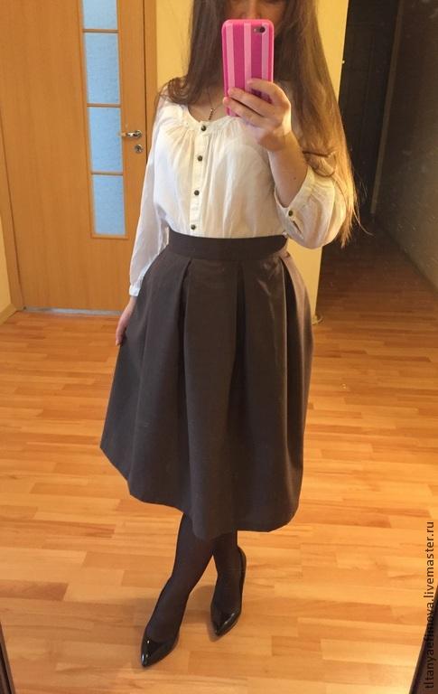 Шерстяные юбки интернет-магазин