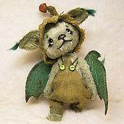 Куклы и игрушки handmade. Livemaster - original item Crank Shanti. Handmade.