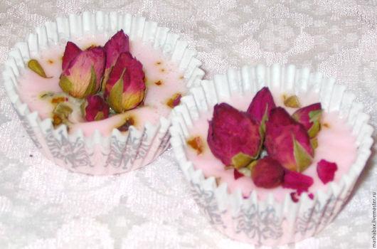 Мыло ручной работы. Ярмарка Мастеров - ручная работа. Купить Мыло Корзина роз. Handmade. Розовый, мыло ручной работы