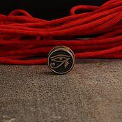 Материалы для творчества handmade. Livemaster - original item Bead lanyard Uadzhet ,bxin for a knife ,bead for paracord. Handmade.