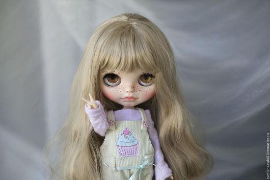 Коллекционные куклы ручной работы. Ярмарка Мастеров - ручная работа. Купить Кукла Блайз. Handmade. Блайз, коллекционные игрушки, акрил
