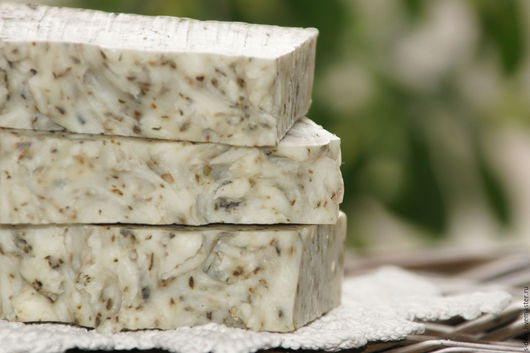 Мыло ручной работы. Ярмарка Мастеров - ручная работа. Купить Итальянские травы, натуральное мыло. Handmade. Натуральное мыло