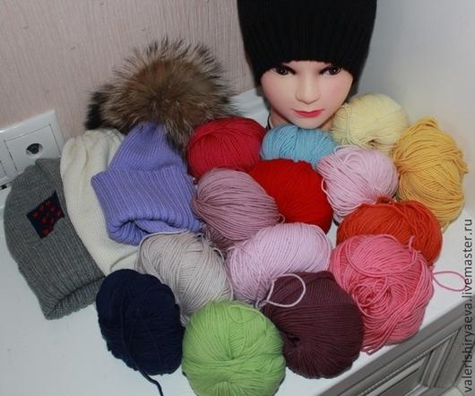 Шапки и шарфы ручной работы. Ярмарка Мастеров - ручная работа. Купить Зимние шапочки Холода. Handmade. Тёмно-фиолетовый