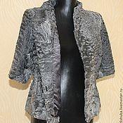 Одежда handmade. Livemaster - original item Jacket / coat broadtail. Handmade.