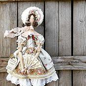 Куклы и игрушки ручной работы. Ярмарка Мастеров - ручная работа кукла тильда ручной работы РОЗОЧКА. Handmade.