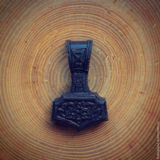 Украшения для мужчин, ручной работы. Ярмарка Мастеров - ручная работа. Купить Молот Тора. Handmade. Молот Тора, оберег, Веды