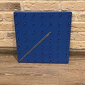 Мягкие игрушки ручной работы. Ярмарка Мастеров - ручная работа Геоборд 30х30. Handmade.