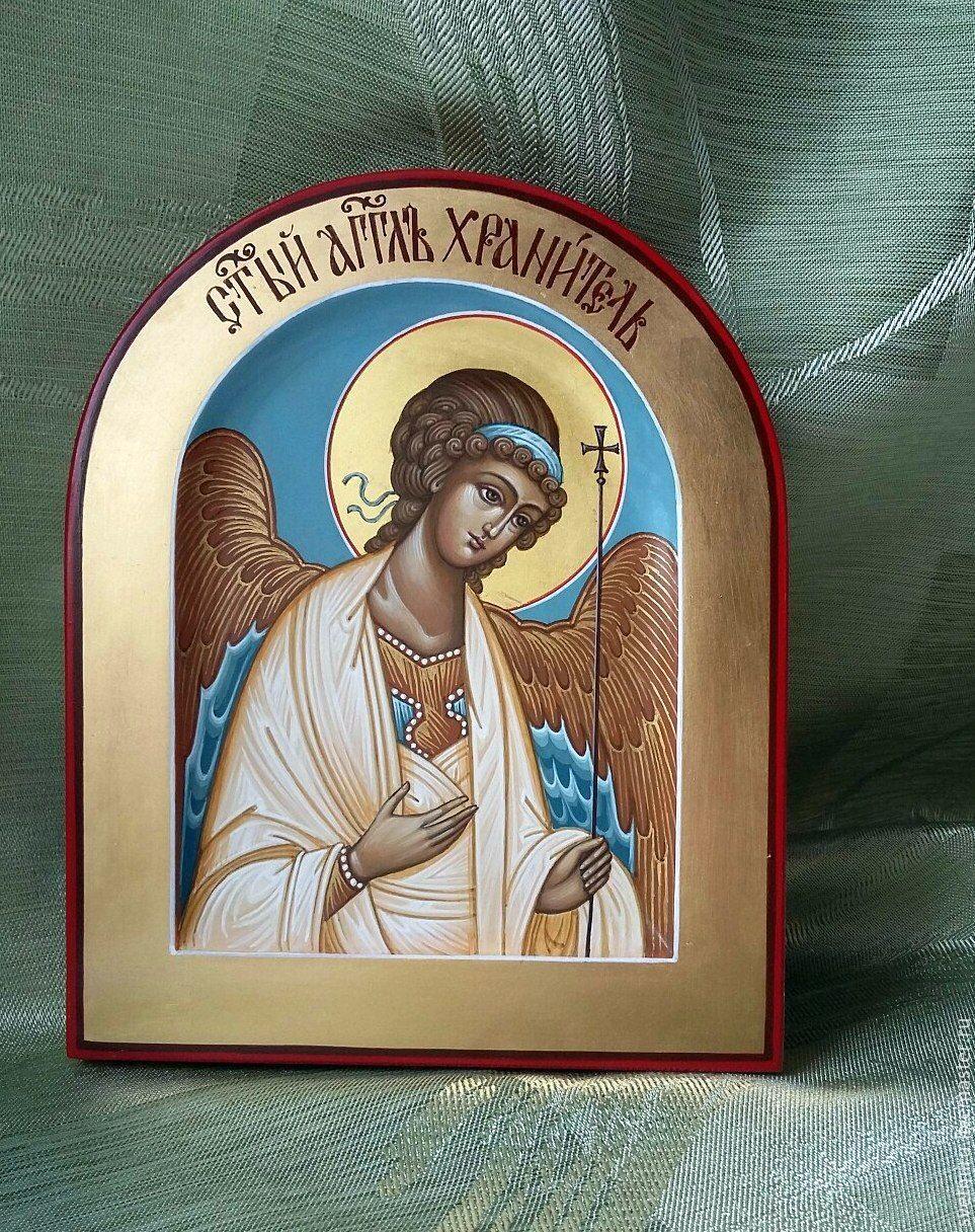 фотографий иконы ангелов