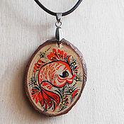 Украшения handmade. Livemaster - original item Fish jewelry women Fish necklace women, Fish jewelry pendant. Handmade.
