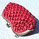 прекрасный очечник, сумочка для очков для сочного лета. Очечник. Евгения Хайбуллина (Уроки войлок). Интернет-магазин Ярмарка Мастеров.  Фото №2
